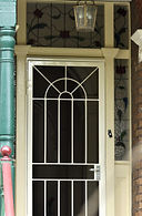 No 3 Prospect Road Front Door Sidelight