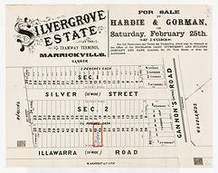 1882 Silvergrove Estate, Marrickville -