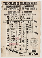 1880 Cream of Marrickville, Thompson's E