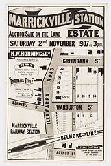 1907 Marrickville Station Estate - Arthu