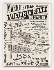 1892 Victoria Road subdivision, Marrickv