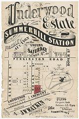 1880 Underwood Estate - Summerhill Stati