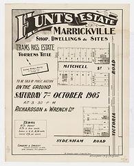 1905 Hunt's Estate, Marrickville - Mitch
