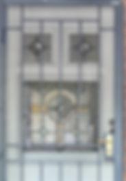 No 6 Herbert Street Front Door Panel.jpg