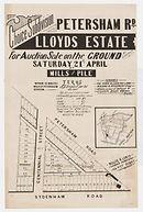 1900 Lloyds Estate, Petersham Rd - Syden