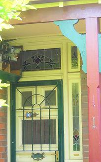 No 1 Tamar Street Front Door Sidelight &