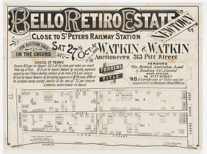 1888 Bello Retiro Estate, Newtown - Lord