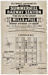 1879 Carlton Crescent, Chapman Street, S