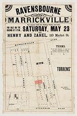 1885 Ravensbourne, Marrickville - Marric