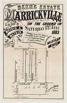 1883 Beer's Estate, Marrickville - Chape