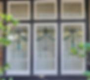 No 8 Spencer Street Three Panel Casement