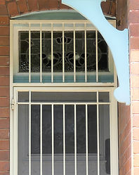 No 15 Blackwood Avenue Front Door Panel