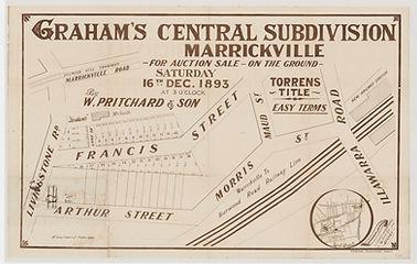1893 Graham's Central subdivision, Marri