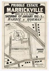 1912 Priddle Estate, Marrickville - Livi