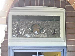 No 152  Sydenham Road Front Door Fanligh
