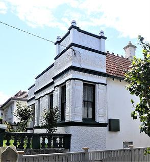 Hastings Street Late Victorian Street Ho