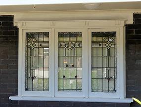 3 Dixson Avenue Three Panel Casement Win