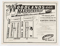 1889 (c) Woodlands Estate, Marrickville