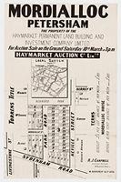 1888 Mordialloc, Petersham - Livingstone