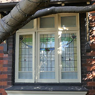 No 2 Stoke Avenue Three Panel Casement W
