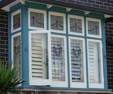 No 1 Darley Street Six Panel Casement Sq