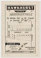 1891  Hawkhurst Estate, Marrickville - L