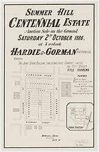 1886 Summer Hill - Centennial Estate - H