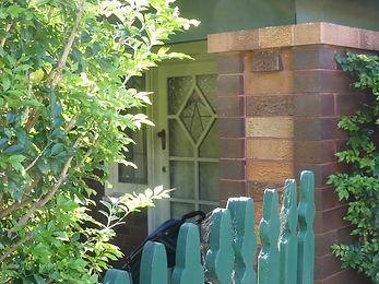 No 11 Church Street Front Door Panel and