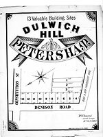 1890 Dulwich Hill Petersham Constitution