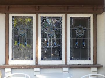 No 47 Harnett Avenue Three Panel Casemen