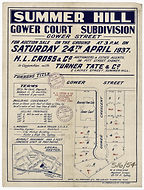 1937 Summer Hill - Gower Court Subdivisi