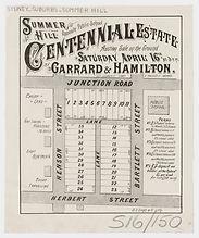 1886 Centennial Estate - Summer Hill - J