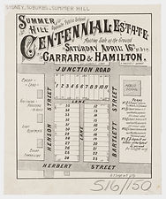 1886 Centennial Estate - Summer Hill - J