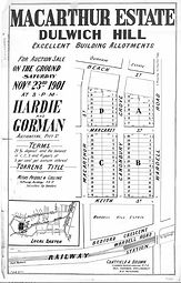 1901 Macarthur Estate Macarthur Street,
