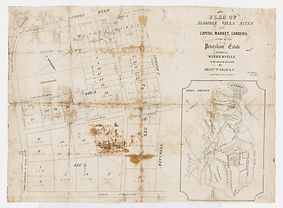 1870 (c) Plan of eligible villa sites, p