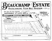 1899 Beauchamp Estate Terrace Road, New