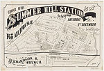 1883 Summer Hill Station - Liverpool Rd,