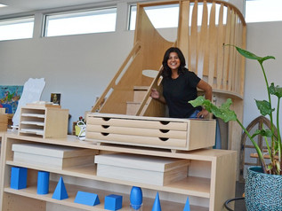 Cutting Edge Classroom For Little Learners: Langley Times