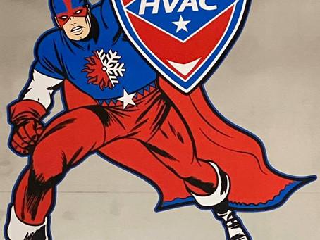 HVAC HEROES!