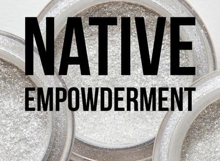 Speaking of empowderment...