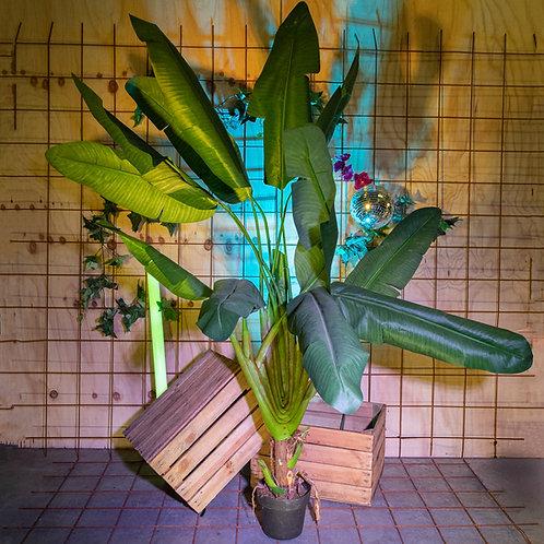 Kunst Bananen plant - 200cm