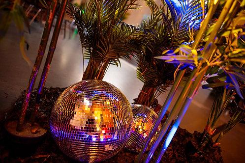 Kunst Kentia palm - 140cm