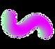neon snake transparent.png