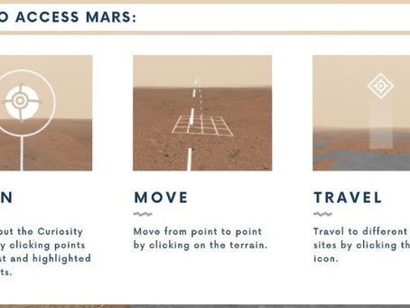 Daily Activity: Visit Mars
