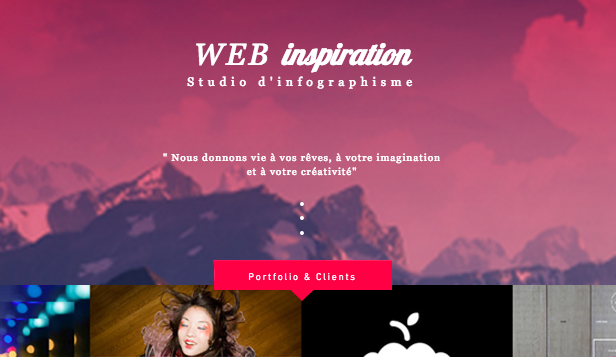 Agences website templates – Studio Web Design