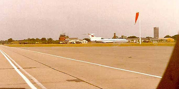 Greenham Common Tupolev