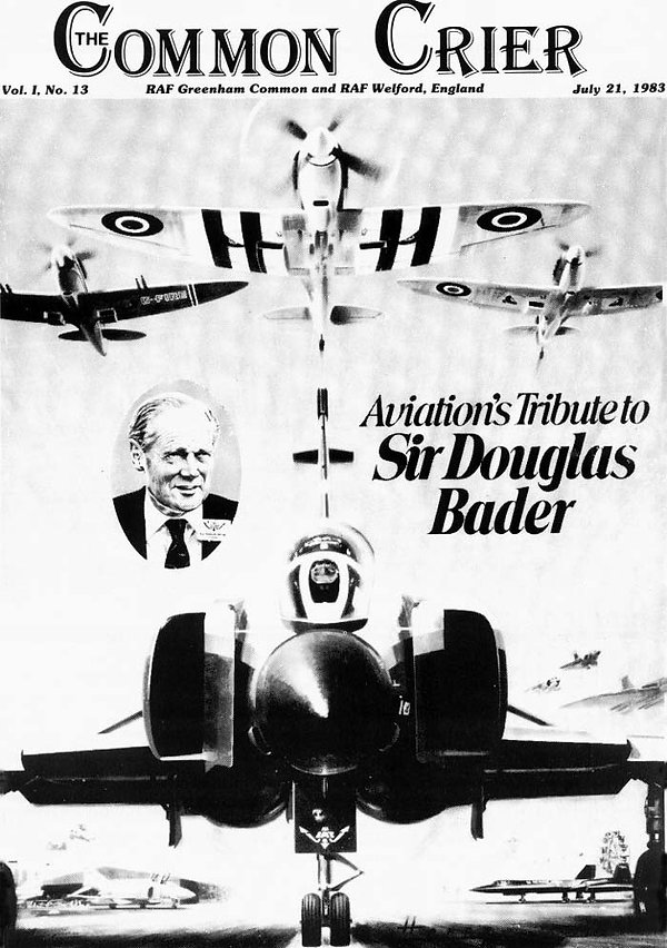Douglas Bader Greenham Common