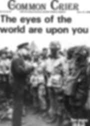 Eisenhower at Greenham Comon 1944