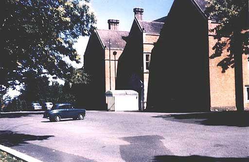 Greenham Manor in 1956
