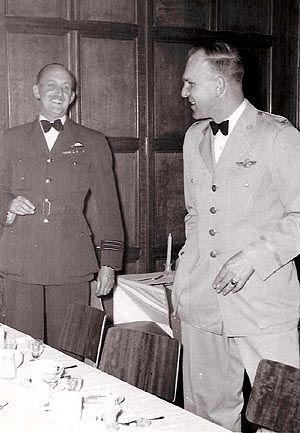 Maj Thompson at GreenhamCommon